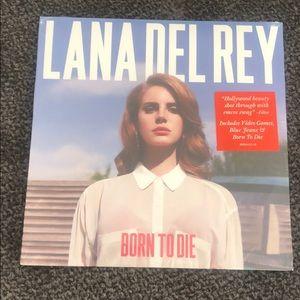 "Lana Del Rey ""Born to Die"" Vinyl"